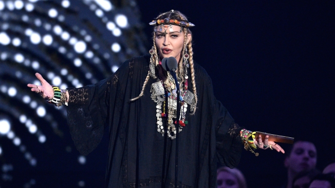 Madonna Feels 'Raped' by New York Times Profile That Focuses on Her Age