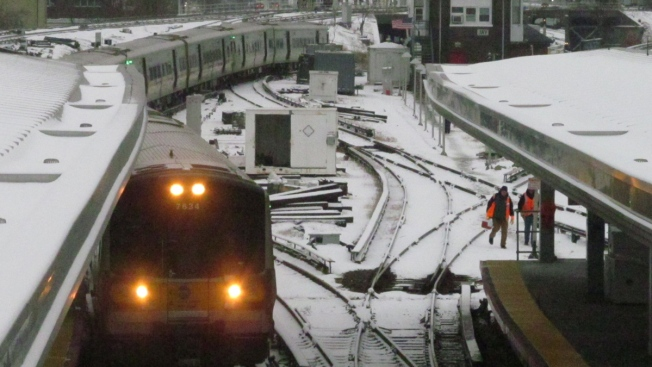 LIRR Service Fully Restored After Monday Travel Woes