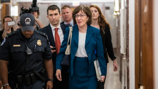 Tension Rises on Capitol Hill as Kavanaugh Vote Approaches