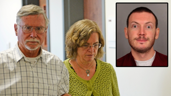 Colorado Movie Theater Gunman's Parents Testify in Sentencing