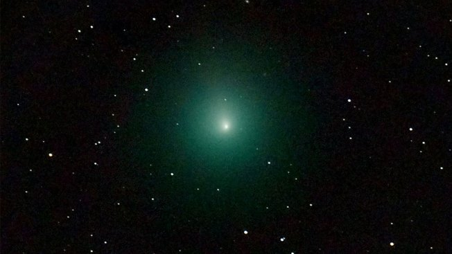 The 'Christmas Comet' Is Back for Another Visit