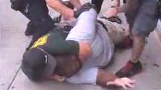 EMS on Modified Duty, Police Officer Stripped of Badge in Chokehold Arrest Death