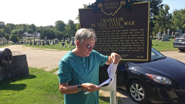 Little Ohio City Swept Into National Battle Over Monuments