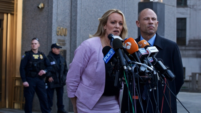 Stormy Daniels Meeting With Prosecutors Canceled, Her Lawyer Says