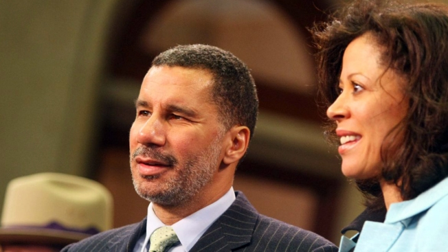 Former New York Gov. David Paterson, Wife Divorcing