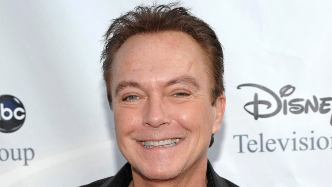 David Cassidy's Florida Mansion Hits Auction Block