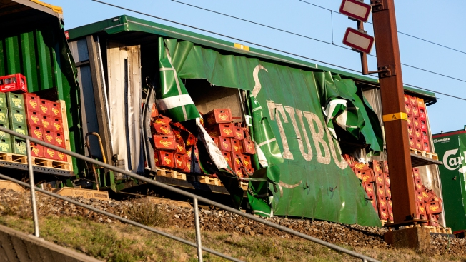 Danish Train Crash Toll Up to 8 After More Bodies Found
