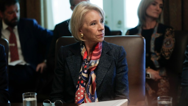 DeVos Held in Contempt of Court in Loan Forgiveness Dispute
