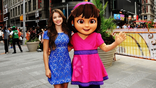 High School Gives 'Dora the Explorer' Voice Actress a Pass for Vaping, Lawsuit Claims
