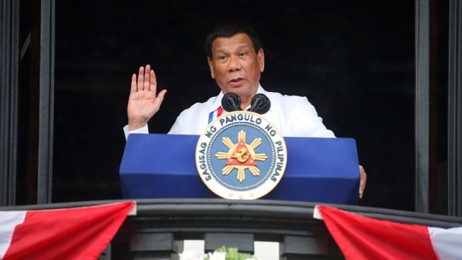 Philippine President Duterte Calls God 'Stupid' Over Original Sin