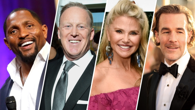 'Dancing With the Stars' Season 28 Cast Revealed: James Van Der Beek, Sean Spicer ,Christie Brinkley and More