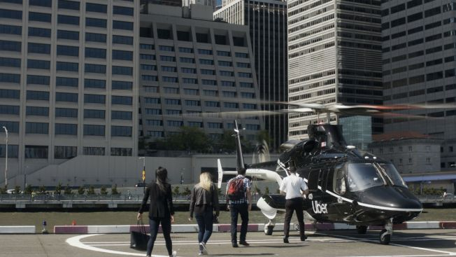 Uber Announces New Helicopter Service to and From JFK -- $200+ Per Person