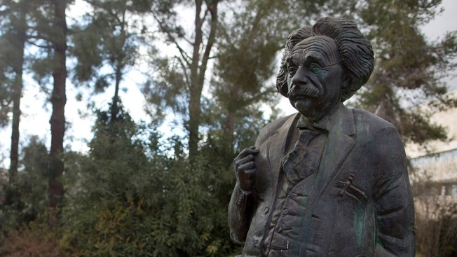 Einstein's Religious Views on Display at 2 NY Auctions