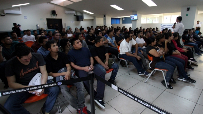 Hundreds Deported to Central America After Fleeing Gangs