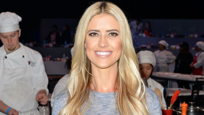 Christina El Moussa Goes on a Date With a Mystery Man