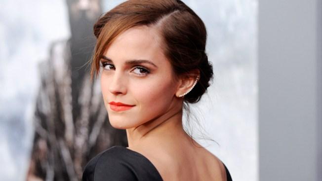 'Ninja Book-Fairy': Emma Watson Hides Feminist Books Around NYC on International Women's Day