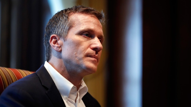 Report Indicates Greitens' Campaign Lied About Donor List