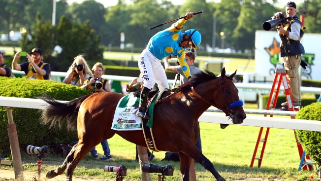 NJ Transit Adding Trains for American Pharoah Race