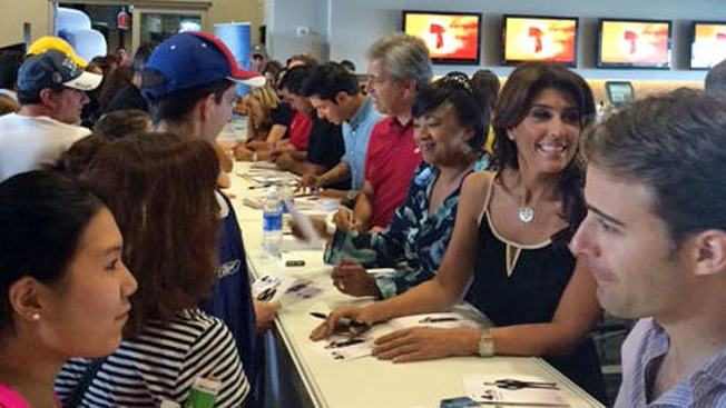 2015 Expo: Meet and Greet Your Friends From NBC 4 New York at MetLife Stadium