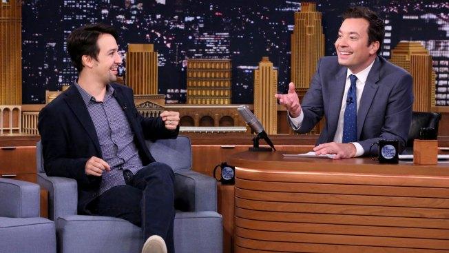 Lin-Manuel Miranda, Jose Feliciano, Bad Bunny are 'Tonight' Puerto Rico Guests