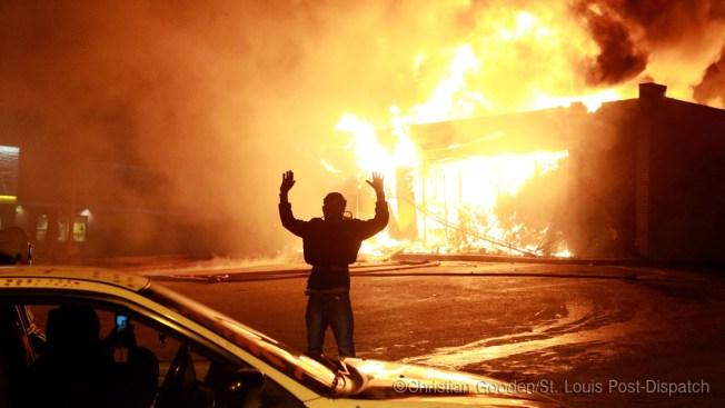 Photojournalist Reflects on Ferguson, One Year Later