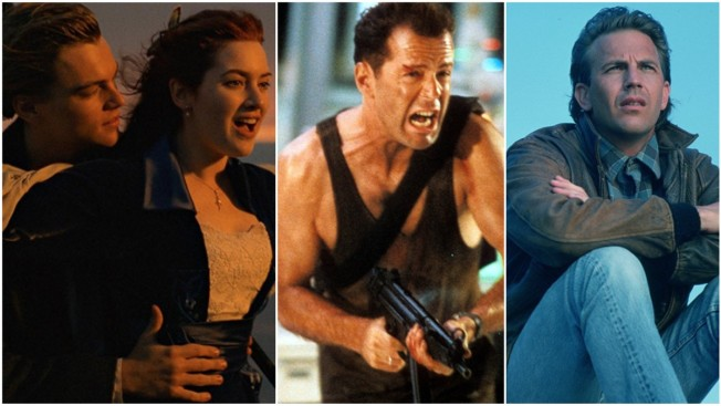 'Titanic, 'Die Hard' and 'Field of Dreams' Among Films Added to National Film Registry