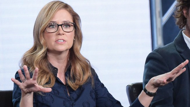 DePauw University Students Interrupt Jenna Fischer Event to Protest Racist Messages Found Across Campus