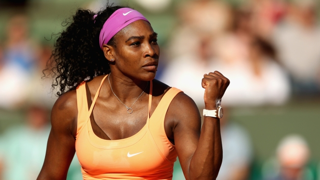 'Superhero' Serena Williams Chases Down Phone Thief