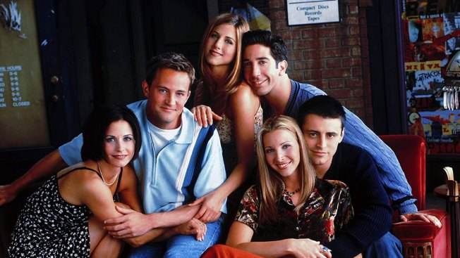 AT&T to Pull 'Friends' From Netflix for HBO Max Streaming Service