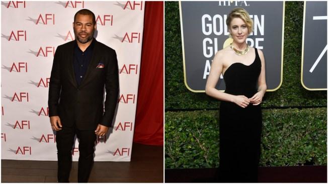 Greta Gerwig, Jordan Peele Among Directors Guild Nominees