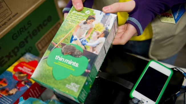 Inspiring America: 100 Years of Girl Scout Cookies