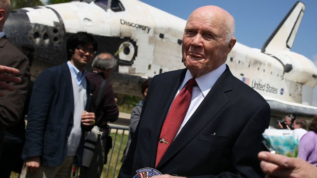 Mortuary Chief: John Glenn's Remains Weren't Disrespected