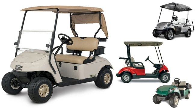 5 Charged With Using Golf Carts as Bumper Cars at Upstate New York Course
