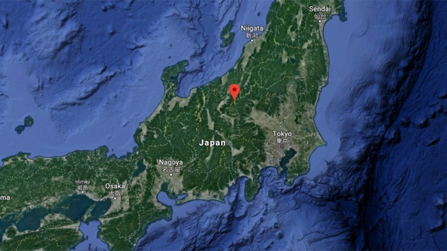 12 Skiers Hurt by Flying Rocks on Japanese Volcano