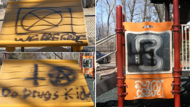 Long Island Park Vandalism Being Investigated as Hate Crime: Police