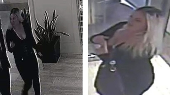 Woman Steals $18K Rolex Off Sleeping Man's Wrist at Midtown Hotel: NYPD