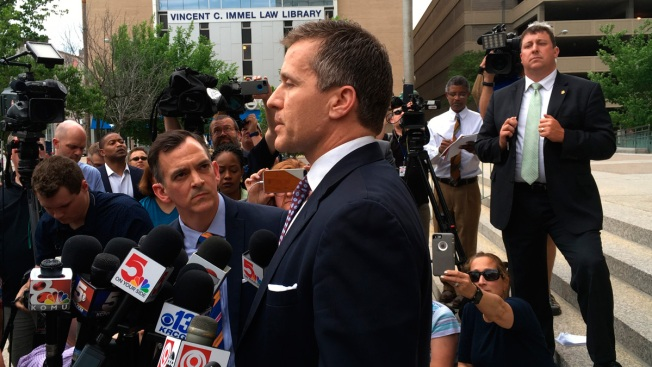 Missouri Gov. Eric Greitens Resigns Amid Scandal