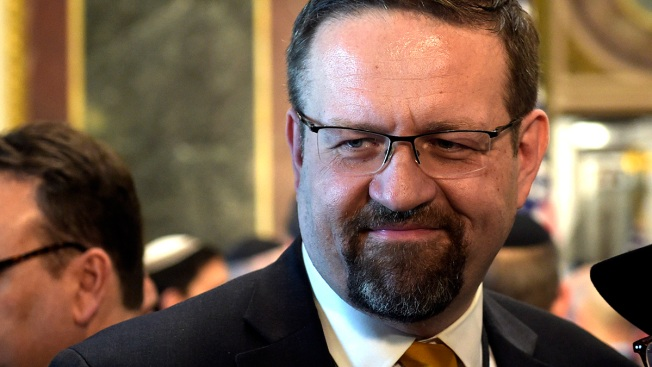 Ex-Trump Aide Was Subject of Arrest Warrant at White House