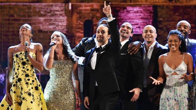 'Hamilton' Cast to Sing at Super Bowl 51