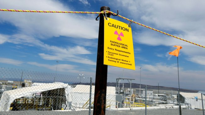 Tunnel Collapse Latest Safety Issue at Nuclear Site
