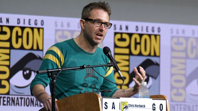 AMC Reinstates 'Talking Dead' Host Chris Hardwick
