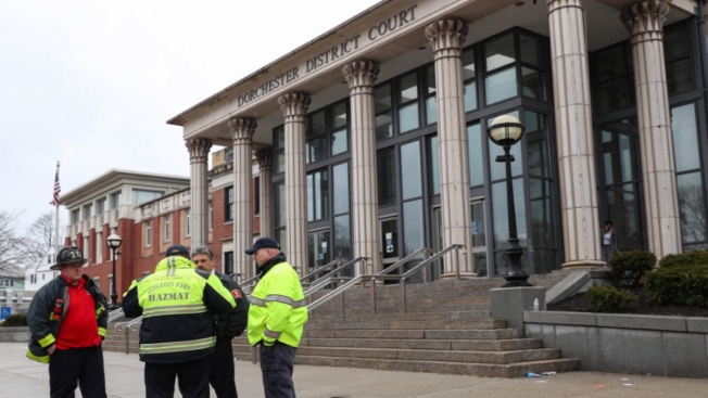 Candy Cane Crumbs Prompt Hazmat Response in Boston