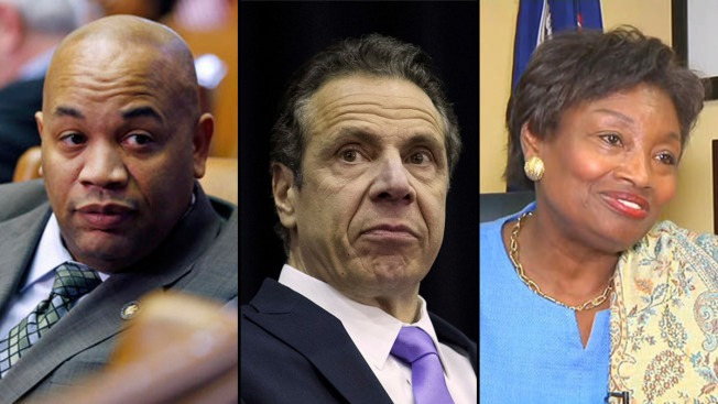 Move Over '3 Men in a Room,' Albany Leadership Gets Shake-Up
