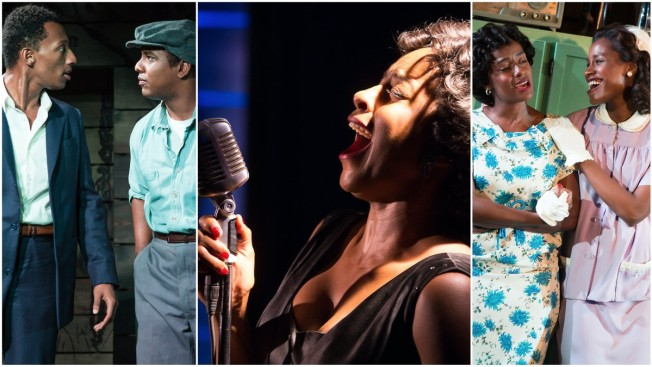 Off-Broadway Production of 'Too Heavy For Your Pocket' Spotlights 1960s Black Resistance Movement That Still Strikes Chords Today