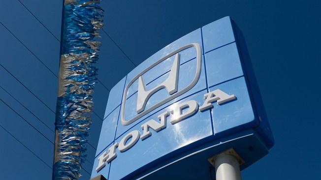 Honda to Recall 1.6M Vehicles, Finish Takata Recalls Early