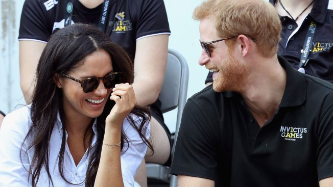 Divorce Comedy No Laughing Matter for British Prince Harry and Girlfriend Meghan