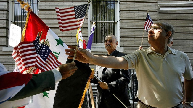 US Immigration Arrests of Dozens of Iraqi Christians Prompt Protest