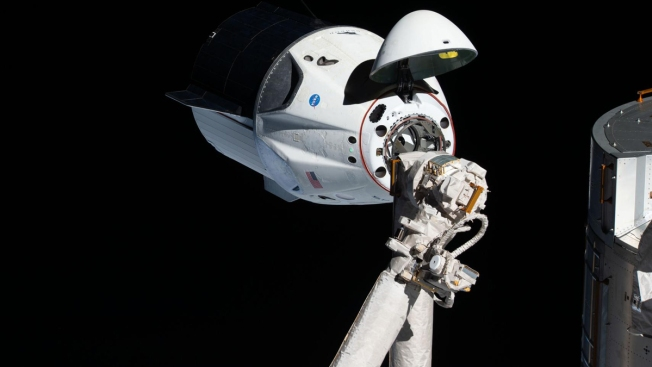SpaceX Suffers Serious Setback With Crew Capsule Fire in NASA Astronaut Program