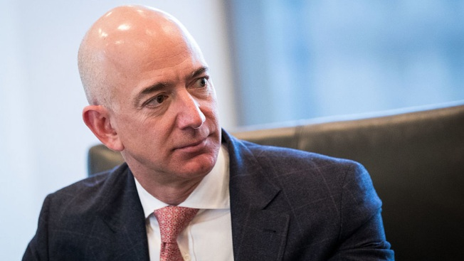 The Ongoing Saga Between Amazon, Bezos And Trump