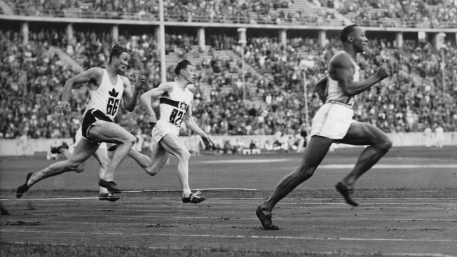 Golden Moment: Ohio State's Jesse Owens Wins 4 Golds in Hitler's Germany